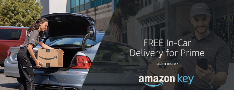 Amazon in Car mago do e-commerce varejo